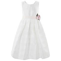 Monsoon - Girls' white 'Elowen' dress