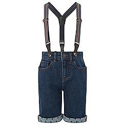 Monsoon - Blue 'Adrian' denim shorts