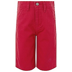 Monsoon - Red 'Henry' shorts