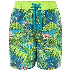 Monsoon - Green 'Jason' swimshorts
