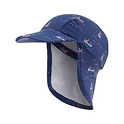 Monsoon - Blue 'Simon' sunsafe hat