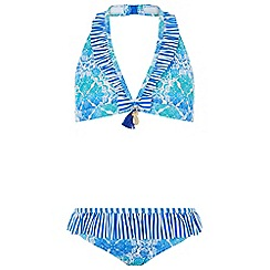 Monsoon - Blue 'Anita' bikini