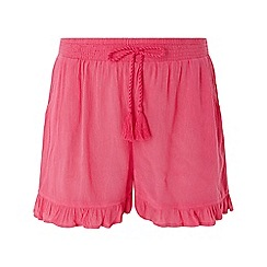 Monsoon - Pink coral shorts