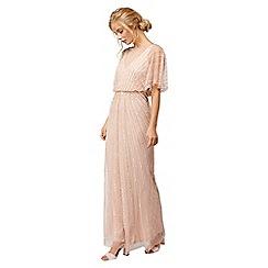 Monsoon - Pink 'Angelina' maxi dress