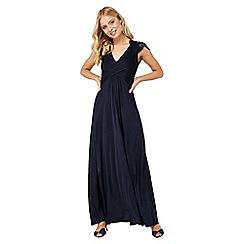 Monsoon - Blue 'Gwyneth' lace maxi dress