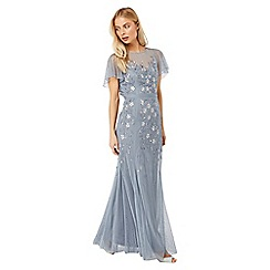 Monsoon - Grey 'Giovanna' maxi dress