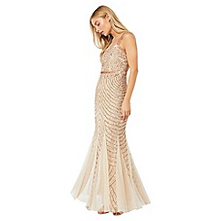 Monsoon - Pink 'Chizzy' maxi dress