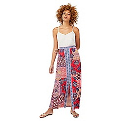 Monsoon - Multicoloured 'Hina' maxi skirt