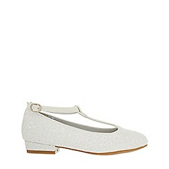 Monsoon - White tasha t bar flat