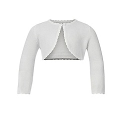 Monsoon - Silver baby 'niamh' cardigan
