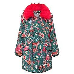 af684b42c029 Girls - green - Monsoon - Coats - Kids