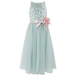Monsoon - Green 'Honor' maxi dress