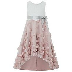 Monsoon - Girls' pink 'Ianthe' dress