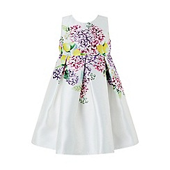 Monsoon - Multicoloured Baby 'Hydrangea' Dress