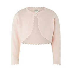 Monsoon - Pink baby 'Niamh' cardigan