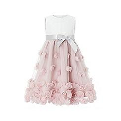 Monsoon - Pink baby 'Ianthe' dress