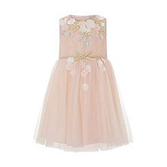 Monsoon - Orange Baby 'Lilly' Dress