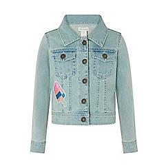 Monsoon - Blue 'Lolly' Denim Jacket