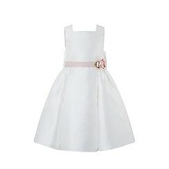 Monsoon - White pearl 'duchess' dress