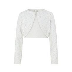 Monsoon - White 'Eliona' cardigan