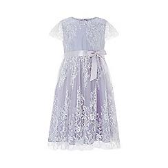 Monsoon - Purple 'Lucianna' dress