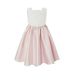 Monsoon - Pink 'Belle' dress