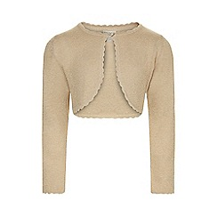 Monsoon - Gold 'Niamh' cardigan