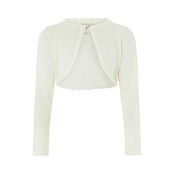 Monsoon - White 'Niamh' cardigan
