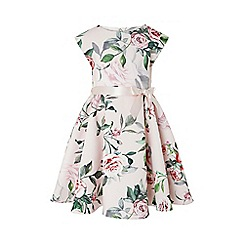 Monsoon - Pink 'Carissa' print dress
