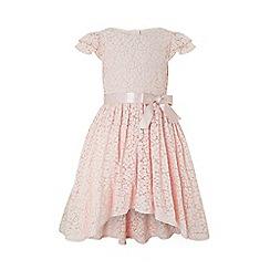 Monsoon - Pink 'Caterina' hi-low dress