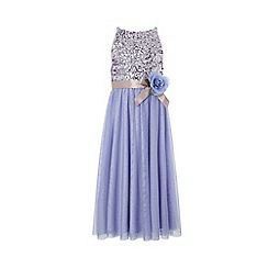 Monsoon - Purple 'Truth' maxi dress
