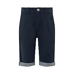 Monsoon - Blue 'Paddy' chino shorts