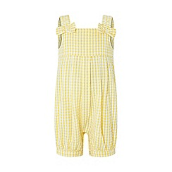 Monsoon - Yellow Baby 'Sunny' Jumpsuit