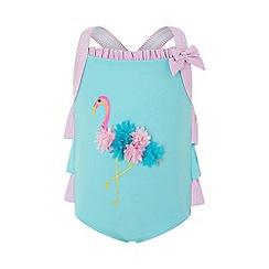 Monsoon - Blue baby 'Finelle' swimsuit