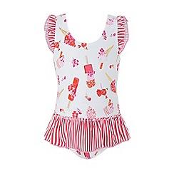 Monsoon - Multicoloured Baby 'Iris' Swimsuit