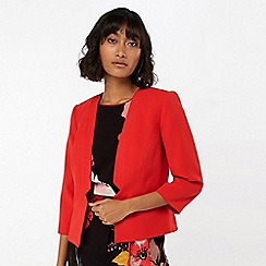 Monsoon - Red 'Nola' Jacket