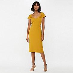 Monsoon - Yellow 'Sabrina' shift dress