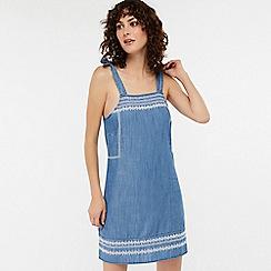 Monsoon - Blue 'Macy' dress