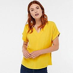 Monsoon - Yellow 'Shona' blouse