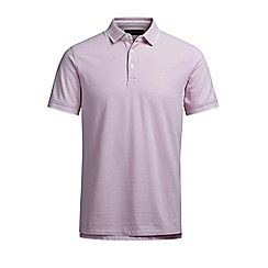 Jack & Jones - Lilac 'Paulos' polo shirt
