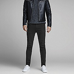 Jack & Jones - Black skinny fit denim jean
