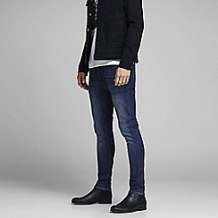 Jack & Jones - Mid wash skinny fit denim jean