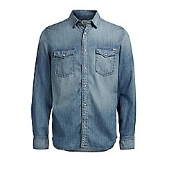 Jack & Jones - Denim 'Sheridan' long sleeve shirt