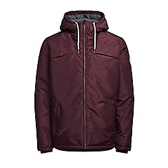 Jack & Jones - Red 'Calm canyon' puffer jacket