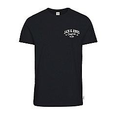 Jack & Jones - Black 'Howdy' t-shirt