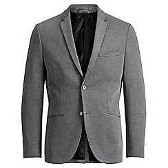 Jack & Jones - Grey 'Steven' blazer