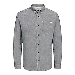 Jack & Jones - Ivory casual 'Skild' long sleeve shirt
