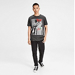 Jack & Jones - Dark grey 'Knock' t-shirt