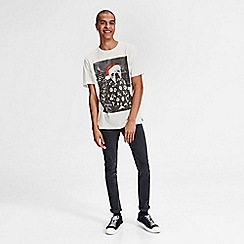 Jack & Jones - Ivory 'Knock' t-shirt