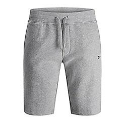 Jack & Jones - Grey 'Light' sweat shorts